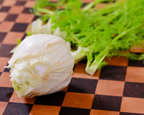How To Trim Fennel