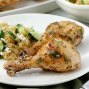 Mustard Maple Chicken