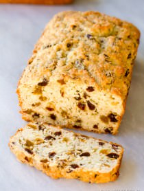 The Best Sweet Irish Soda Bread | ASpicyPerspective.com