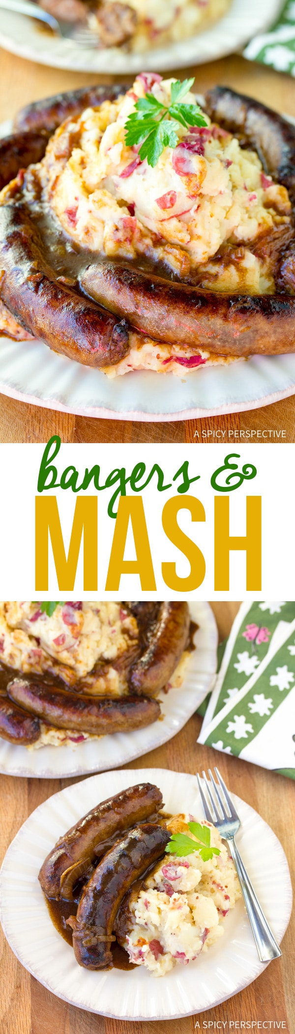 Bangers and mash a spicy perspective for Classic house bangers