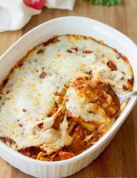 Classic Ricotta Stuffed Shells Recipe | ASpicyPerspective.com
