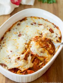 Classic Ricotta Stuffed Shells Recipe | ASpicyPerspective.com