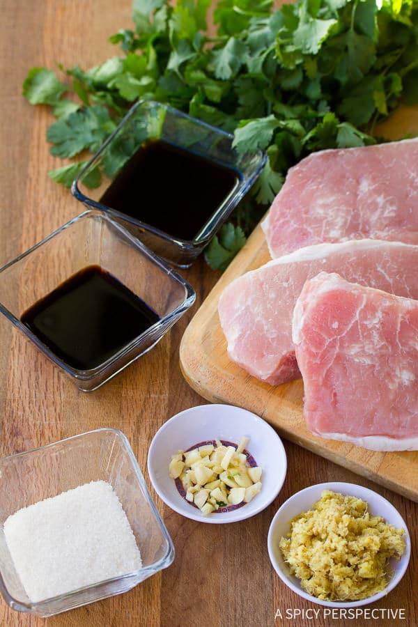 How To: Vietnamese Bun Cha Gio Recipe (Gluten Free!)| ASpicyPerspective.com