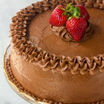 The Quintessential Chocolate Cake Recipe