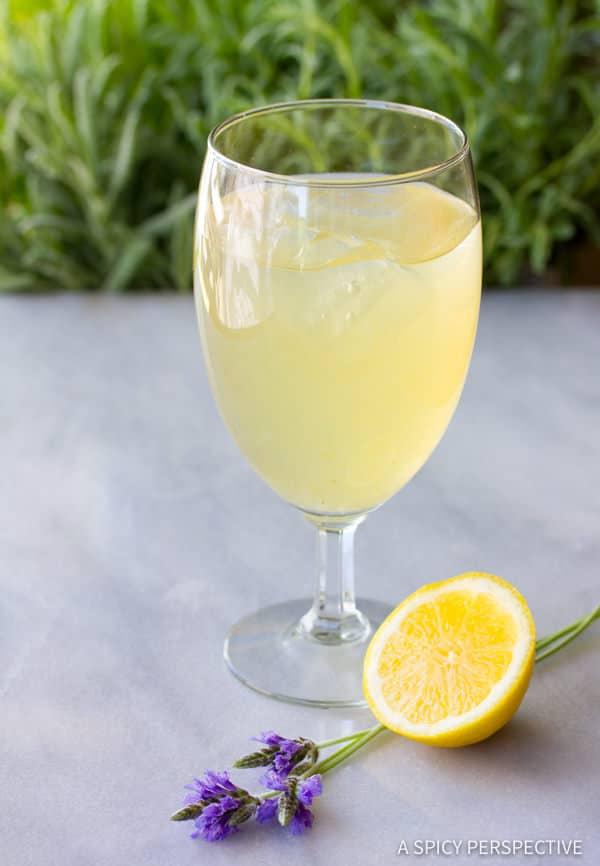 French Lavender Lemonade