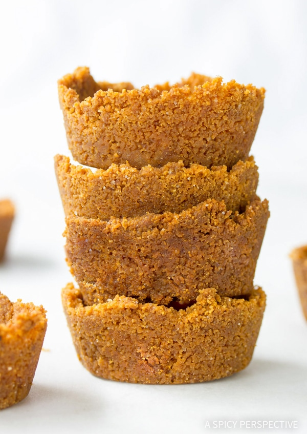 Easy Gingersnap Ice Cream Cups Recipe
