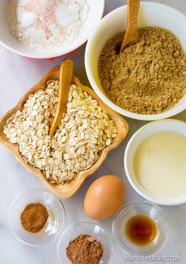 Making Homemade Oatmeal Cream Pies Recipe | ASpicyPerspective.com