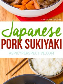 Perfect Pork Sukiyaki Recipe #healthy