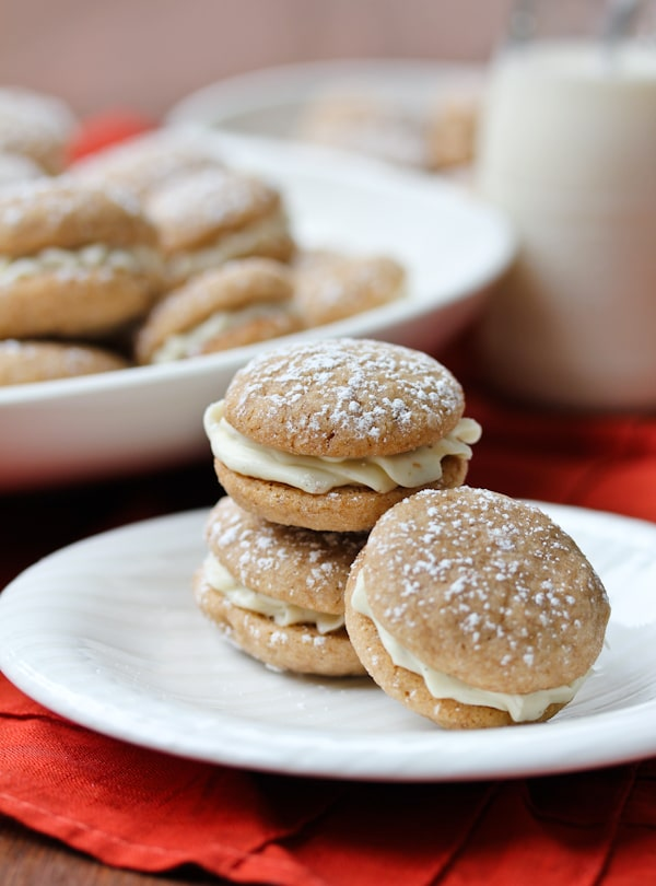 Chai Latte Cookies - A Spicy Perspective