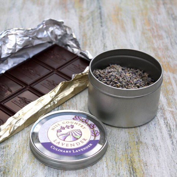 Making Lavender Dark Chocolate Chip Ice Cream
