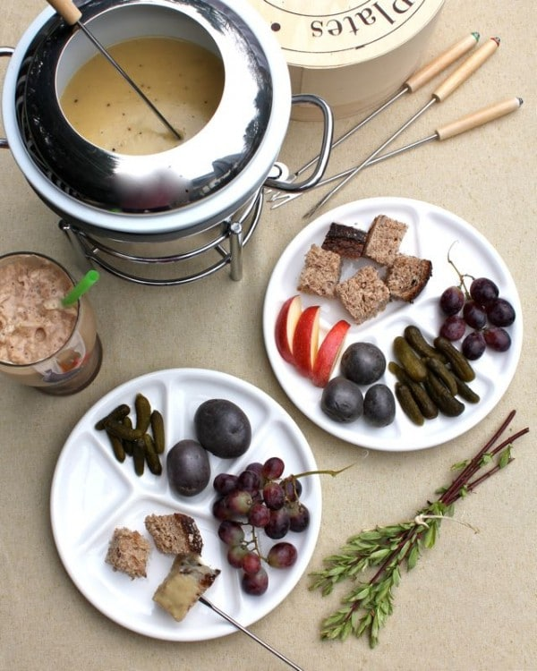 Irish Dubliner Fondue