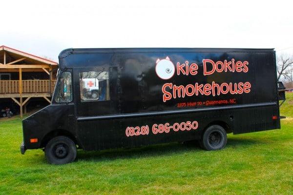 Okie Dokies Smokehouse - NC