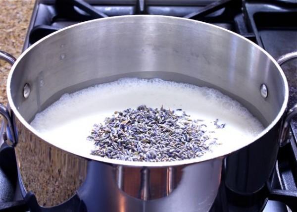 How To: Lavender Dark Chocolate Chip Ice Cream