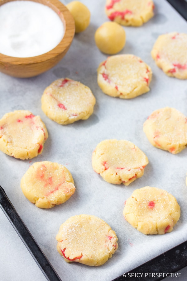 Making Easy Fruity Pillow Cookies Recipe #easter