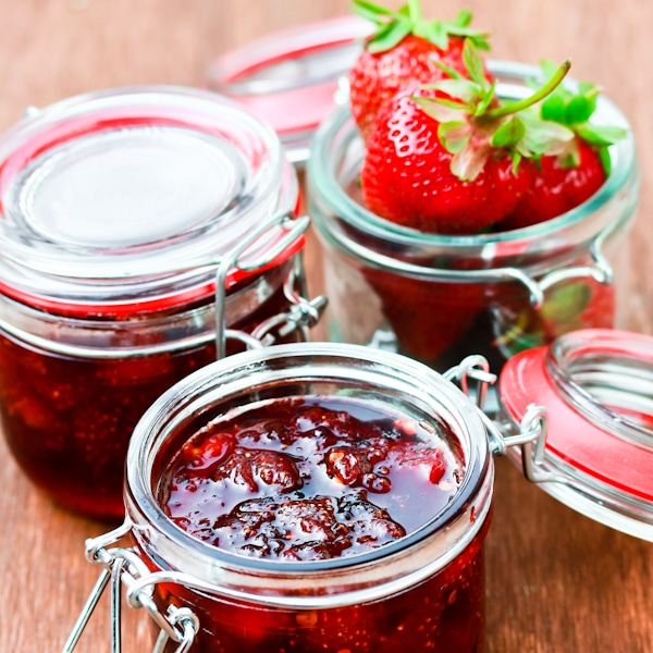 Strawberry Chipotle Jam - A Spicy Perspective