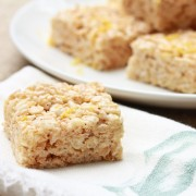 Rice Krispies Treats Challenge