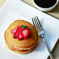 Perfect Diner Pancakes