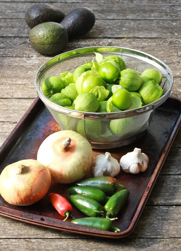 Creamy Avocado Salsa Verde Recipe - A Spicy Perspective