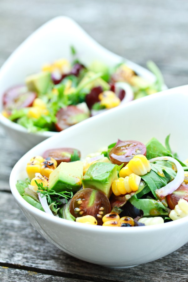 Grilled Corn Salad with Smokey Vinaigrette - Page 2 of 2 - A Spicy ...