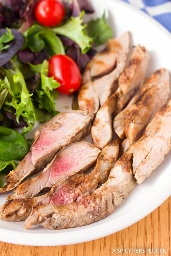 magic 2 ingredient grilled pork tenderloin a spicy perspective