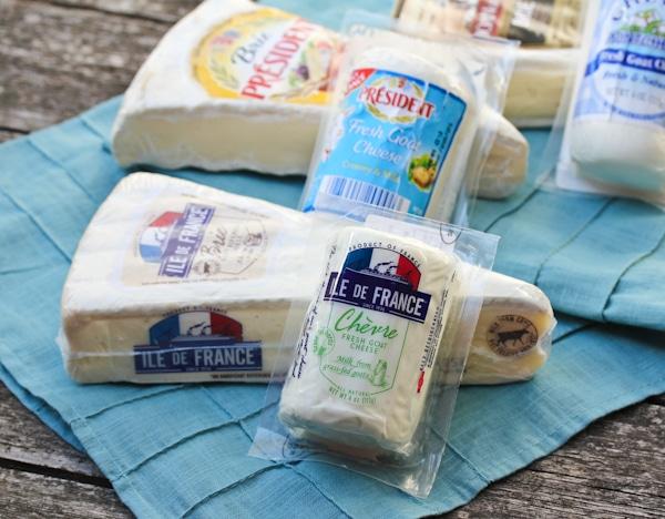 Ile De France Cheese