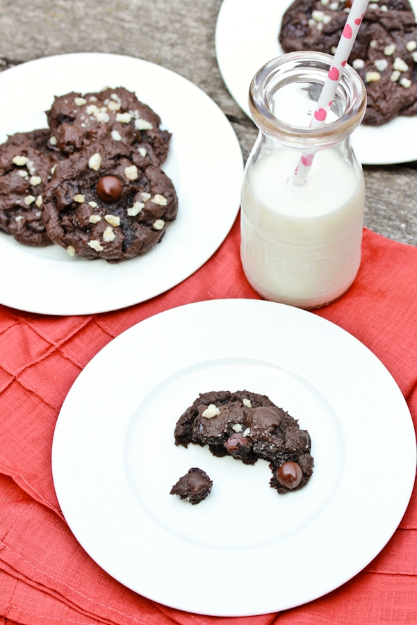"... Responses to ""Double Chocolate Cookies with Ginger and Cherries"
