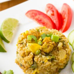 Classic Thai Fried Rice Recipe