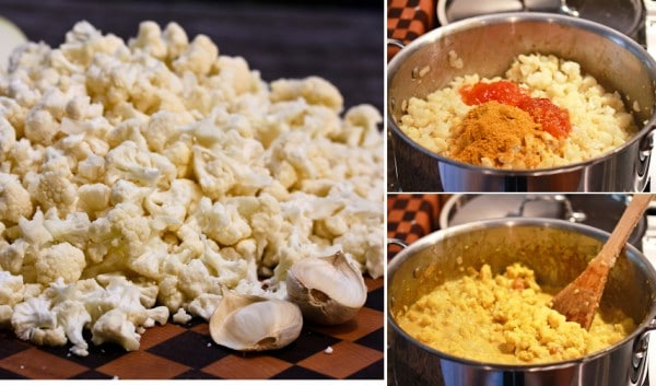 Roasted Indian Fish and Creamy Curried Cauliflower - A Spicy ...