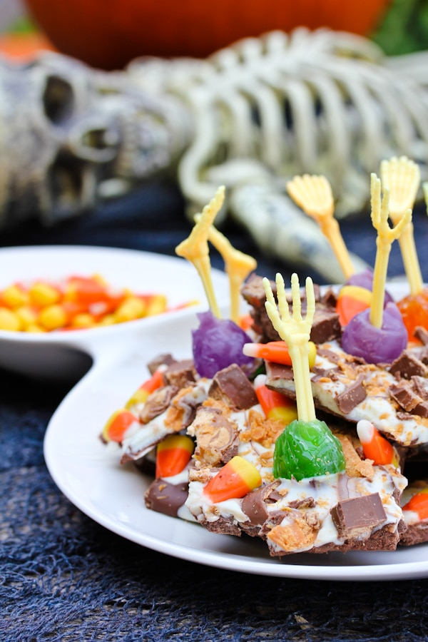 Halloween Bark Recipe