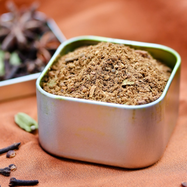 Roasted Garam Masala - A Spicy Perspective