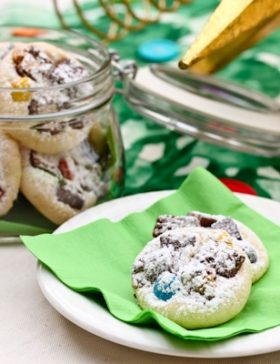 Candy Bar Cookies