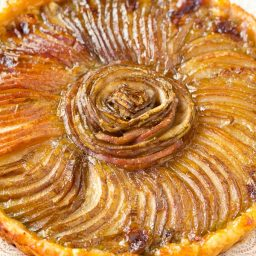 Pear and Brie Tart Recipe