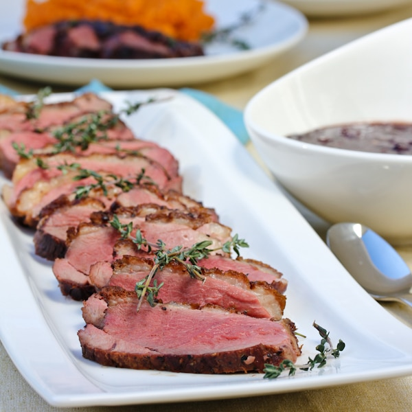 Seared Duck Breast Recipe