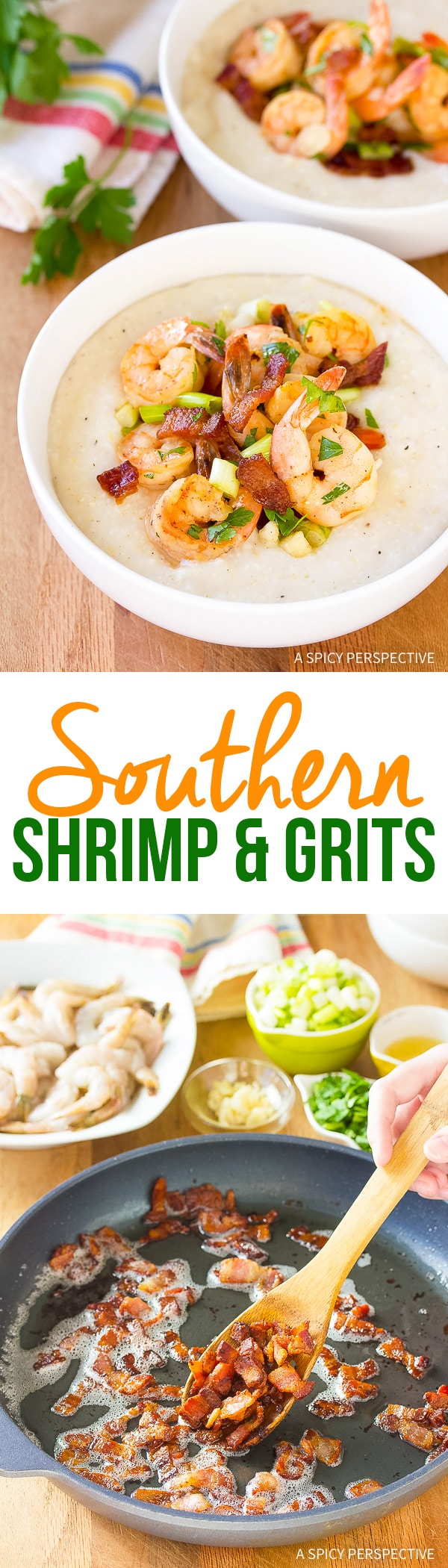 The Best Southern Shrimp and Grits Recipe