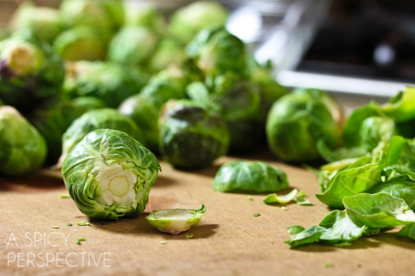 Making Brussel Sprouts with Bacon and Beer! #brusselssprouts