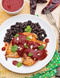Pollo Rojo (Red Pepper Chicken) Recipe