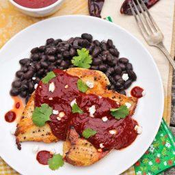 Pollo Rojo (Red Pepper Chicken) Recipe