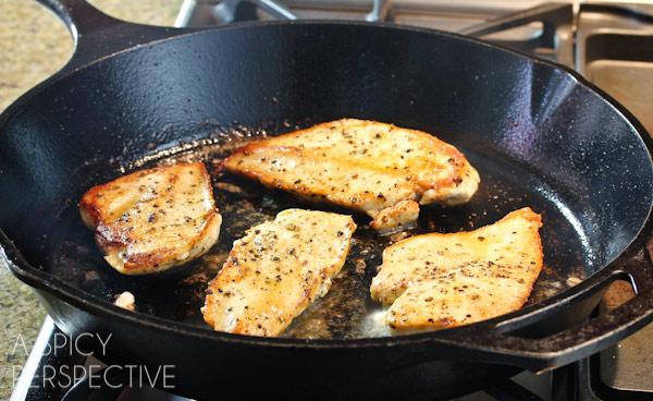 Healthy Pollo Rojo - Chicken Mole Recipe #healthy