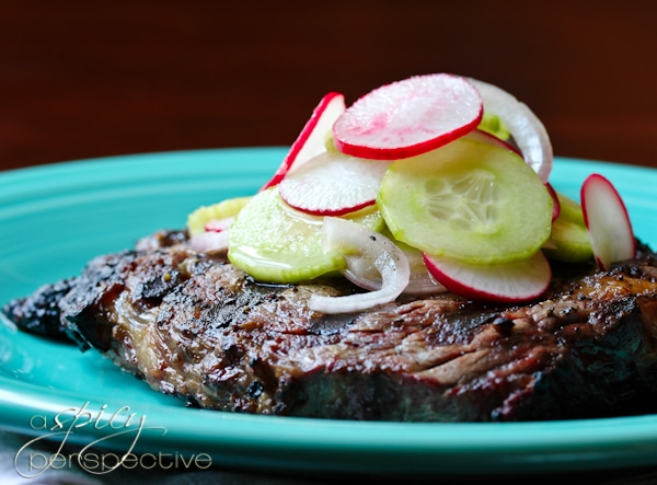 Steak Topping