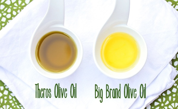 Theros Olive Oil