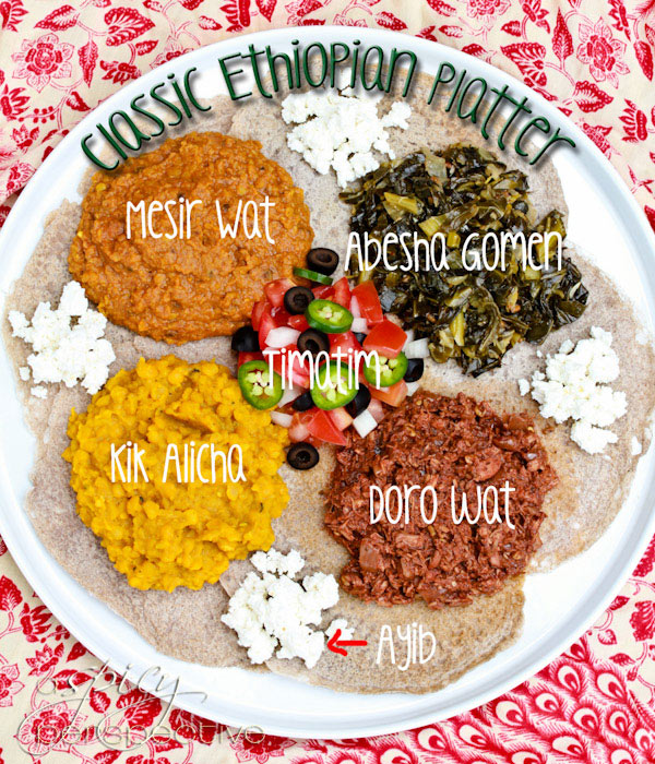 Ethiopian recipes doro wat and injera recipe forumfinder Image collections