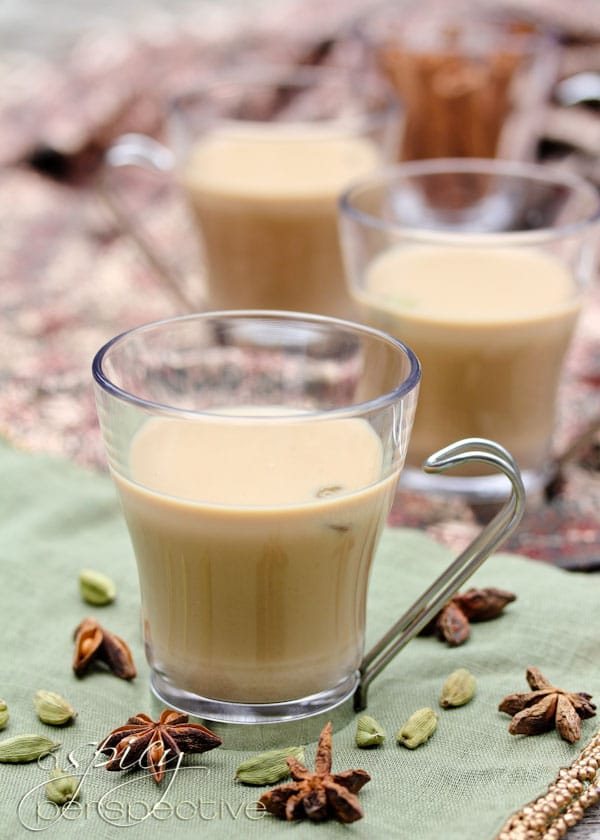 Authentic Chai Tea