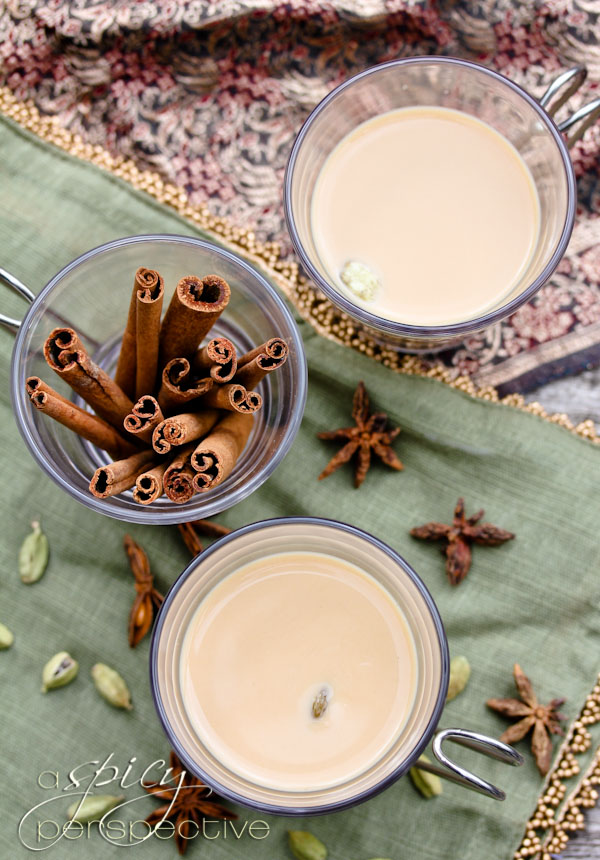 How to Make Indian Chai Tea
