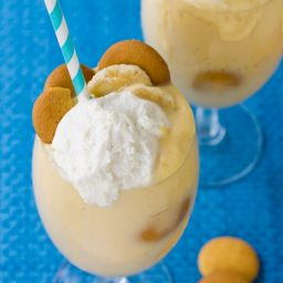 Banana Pudding Milkshake Recipe