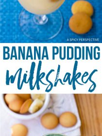 The Best Banana Pudding Milkshake Recipe