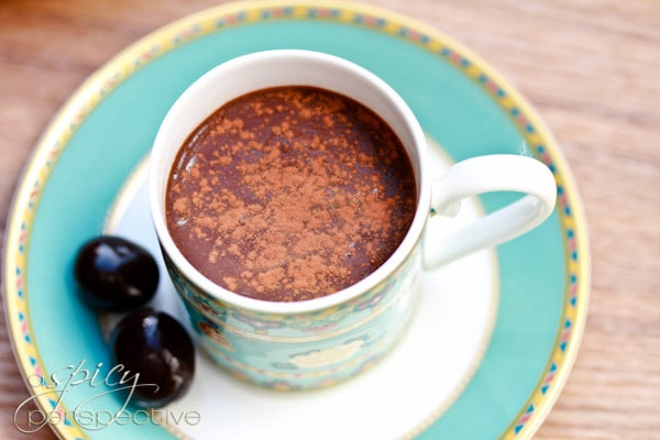 Marvelous Chocolate Pots de Creme with Espresso Cream