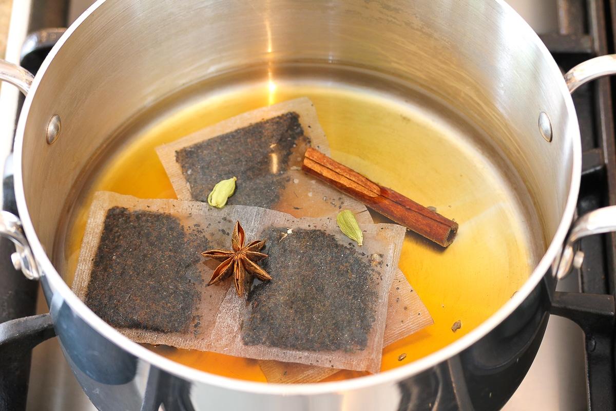 How To Make Chai Tea (Recipe) #ASpicyPerspective #chai #latte #indian #tea #howto