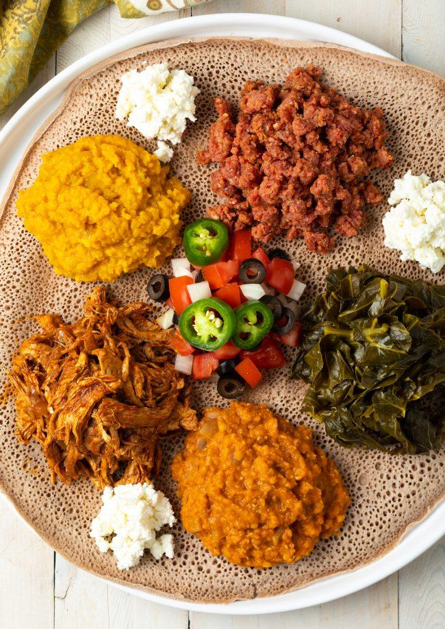 Ethiopian food Recipes