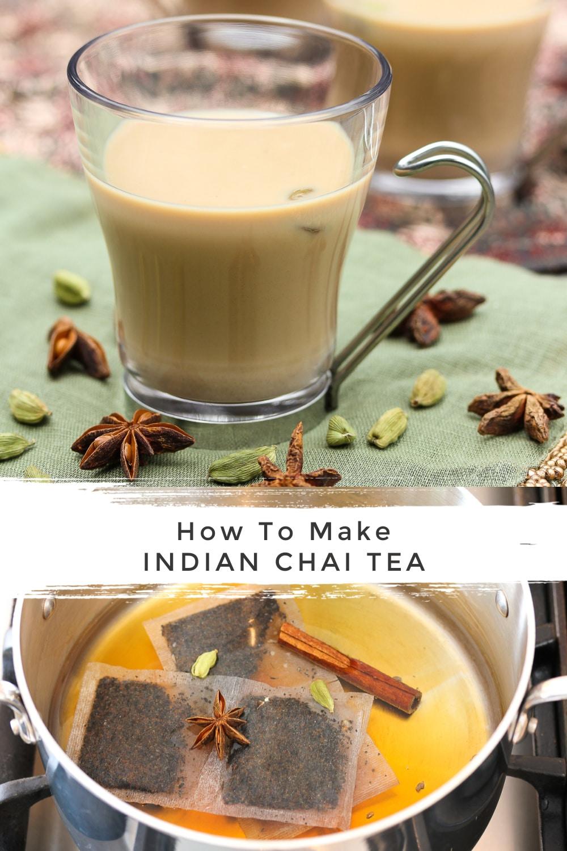 Chai Tea Latte Recipe #ASpicyPerspective #chai #howto #tea #latte