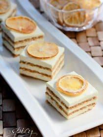 Easy Layered Jello Mousse Cake Recipe